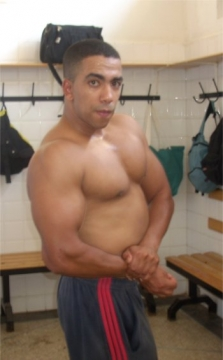 TARIK IN MOROCCO MUSCLE NATUREL
