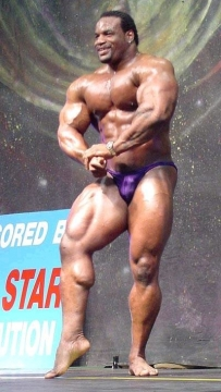 Chris Cormier posing