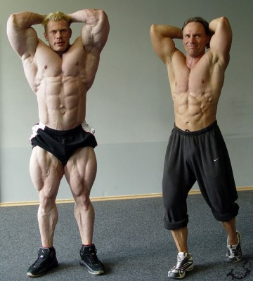 Photo de Dennis Wolf | Musculazone Arnold Schwarzenegger