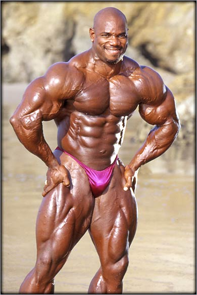 Photo de Flex Wheeler | Musculazone