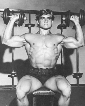 Photo de Tom Platz plus jeune | Musculazone Arnold Schwarzenegger